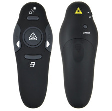 New USB 2.4GHz Wireless Presenter Laser Pointer Presentation Remote Control CA
