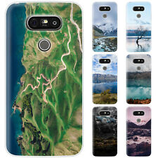 Dessana New Zeland Landscape TPU Protective Cover Phone Case Cover For LG