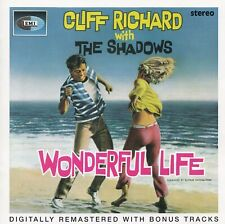 CLIFF RICHARD WITH THE SHADOWS : WONDERFUL LIFE / CD - TOP-ZUSTAND