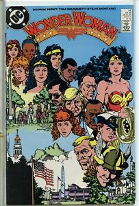 Wonder Woman 1987 series # 32 very fine comic book