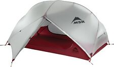MSR Hubba Hubba NX Grey Two Person Lightweight Compact Motorcycle Tent