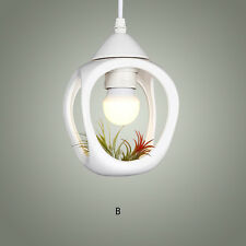 Ceramics vase suspension handing lamp Chandelier Lighting Fixture Pendant lamp