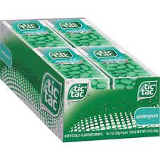 Tic Tac, Wintergreen, 1 oz, 12 ct