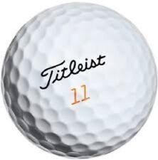 100 Titleist Velocity Used Golf Balls AAA+ Free Shipping