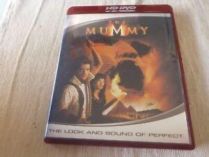 The Mummy HD DVD Region Free Brendan Fraser, Rachel Weisz