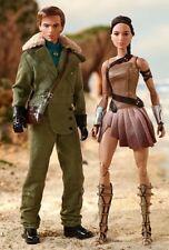Barbie Wonder Woman Paradise Island Giftset, Steve Trevor Princess Diana 2-Pack