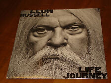 LEON RUSSELL Life Journey Audiophile 1st UNIVERSAL MUSIC US 180g LP NEW SEALED