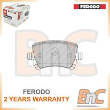 REAR DISC BRAKE PAD SET SKODA SEAT VW AUDI FERODO OEM 4F0698451A FDB1636 GENUINE