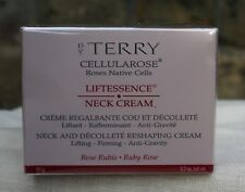 By Terry Cellularose Liftessence Neck Cream Ruby Rose 50g New & Sealed