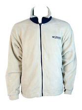 Columbia Cumbria Mens Fleece Jacket Coat (Ivory) - M