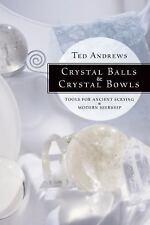 Crystal Balls & Crystal Bowls Scrying Book ~ Wiccan Pagan Supply