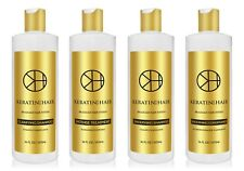 Keratin For Hair Intense Complex Damaged Dry Frizzy Coarse Curly 16 oz 4 PC Kit
