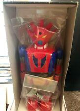 Marmit Mini Tin Toy Dragun G Robot Wind-Up Robot Toy Made in Japan