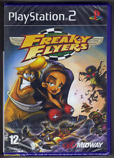 PS2 Freaky Flyers (2003), UK Pal, Brand New & Sony Factory Sealed