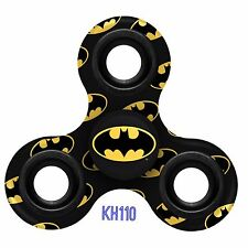 Batman Printed 3way Diztracto Spinnerz Offically Licensed Spinner Toy