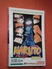 NARUTO GOLD-versione normale-N°45- DI:MASASHI KISHIMOTO- MANGA PANINI- esaurito