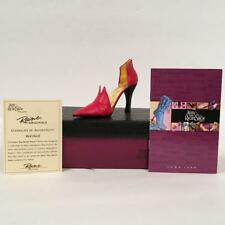 Just the Right Shoe 25082 RED DEVIL Miniature Resin Shoe Figurine NEW