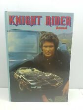 Knight Rider annual 1982 by universal City Studios cartoon story info photos vgc