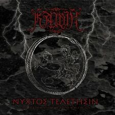 Kawir - Sacrificia Nocturna: 20 Years of Recordings 2CD 2014 digi black metal