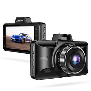 """AZDOME 1080P Dash Cam M01PRO 2.5D 3"""" HD Car DVR Recorder Camera Night Vision"""