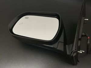 For TOYOTA SIENNA 2013-2017 Genuine factory side view BSM mirror Driver 1D6-LEFT
