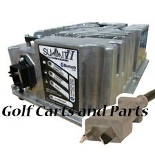 Golf Cart Charger 36 Volt 21 Amp Lester Crowsfoot Connector FREE SHIPPING