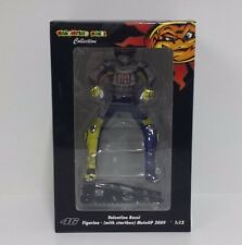 MINICHAMPS VALENTINO ROSSI 1/12 SET FIGURINE WITH STARTBOX MOTOGP 2009 L.E.2352