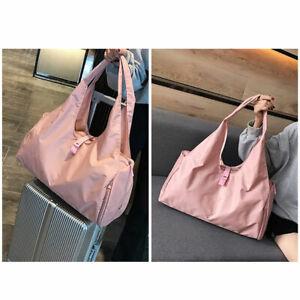 AU_ Large Yoga Mat Bag Carrier Strap Shoulder Sling Gym Tote Carry Exercise Bag