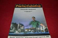 John Deere Parts Catalog Harvest 1995 Dealer Brochure Gdsd6