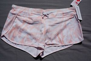 Athleta South Beach Kata Elastic Waist Athletic Shorts. Women's L, NWT $54!!