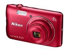 Nikon Coolpix A300 Red Ornament