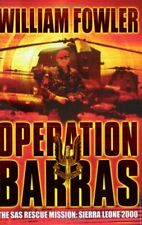 Operation Barras: The SAS Rescue Mission: Sierra Leone 2000 (Cassell Military P