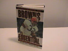 CLEVELAND BROWNS ESSENTIAL TO BE REAL FAN BY MARY BOYER D. DIEKEN FOOTBALL BOOK