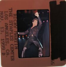 RICKY MARTIN Menudo Livin la Vida Loca General Hospital The Cup of Life SLIDE 27
