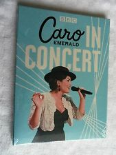 DVD   MUSICAL  CARO EMERALD   IN CONCERT