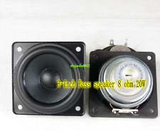 "2pcs For SONY 3"" inch Neodymium woofer speaker Loudspeaker 8 ohms 20 watts"