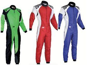 OMP**karting Suit**CIK/FIA LEVEL 2 approved*Fast Delivery*Best Quality*US Seller