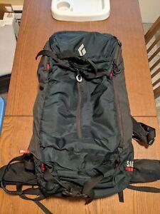 Black Diamond Jetforce Saga 40 Avalanche Airbag Backcountry Ski Touring Backpack