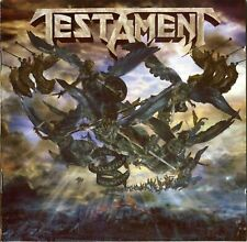 CD TESTAMENT THE FORMATION OF DAMNATION BRAND NEW SEALED