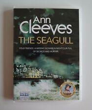 Ann Cleeves: The Seagull -  Unabridged Audio Book - MP3CD