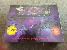 ATMOSFEAR 4 VHS Expansion Game New And Sealed