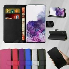 Case Cover For Samsung Galaxy S8 S9 S20 Plus NOTE 20 9 Leather Wallet Book Phone