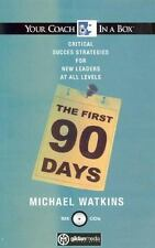 The First 90 Days: Critical Success Strategies for New Leaders at All Levels (Yo