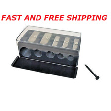 5 in1 Eye Makeup Pencil Sharpener  #FSC607 (Includes cleaning tool  NEW - SALE!