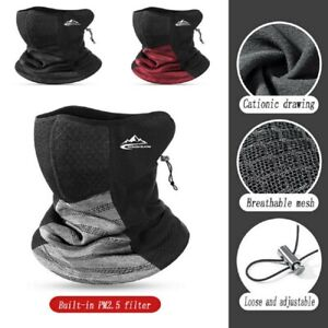 Winter Warm Magic Scarf Outdoor Cycling Sport Antisweat Headband Face Cover US