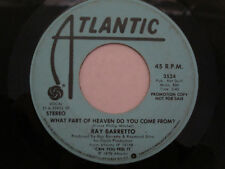 """Ray Barretto """"What Part Of Heaven Do You Come From"""" RARE MODERN SOUL DJ 45"""