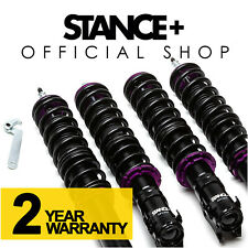 Stance+ Street Coilovers VW Golf Mk2 2WD 1.6 1.8 GTI G60 TD (19E 1G) 1983-1992