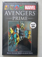 Marvel Graphic Novel Collection #66 Avengers - Prime - Hardback