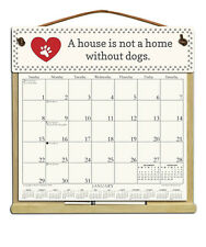 HOUSE DOGS CALENDAR WITH THE REST OF 2018, 2019 & AN ORDER FORM FOR 2020.