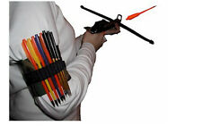 pistol crossbow Arrow Quiver Left Right handed 15 bolts
